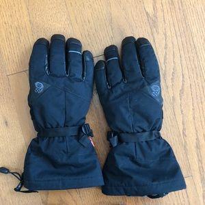 Mountain hardwear ski gloves